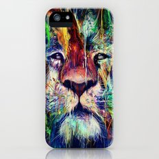 Lion iPhone SE Slim Case