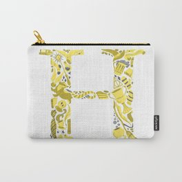 House H Carry-All Pouch