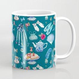what would jane do, Jane Austen Quote Coffee Mug