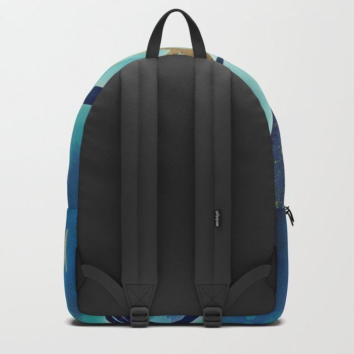 Light Above Backpack