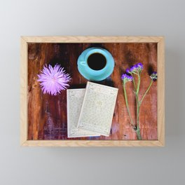 Jane Eyre & Jadeite - Part 2 Framed Mini Art Print