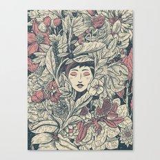 Ecstasy & Decay Canvas Print