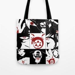 Fullmetal Alchemist - Homunculus Tote Bag