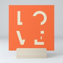 Love Mini Art Print