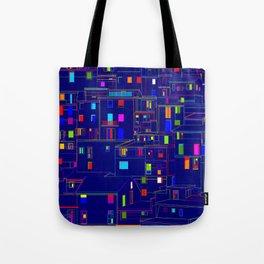 Blue City - Manarola, Italy Tote Bag