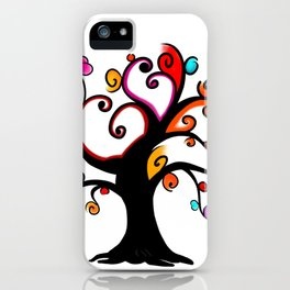 Love Blossoms - Spring burst iPhone Case