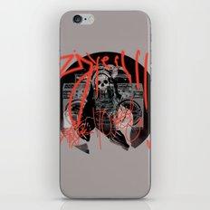 Ghetto Blaster Guadalupe iPhone & iPod Skin