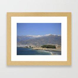 Crete, Greece 8 Framed Art Print