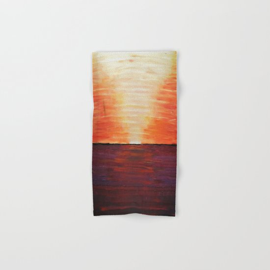 First Sunset Hand & Bath Towel
