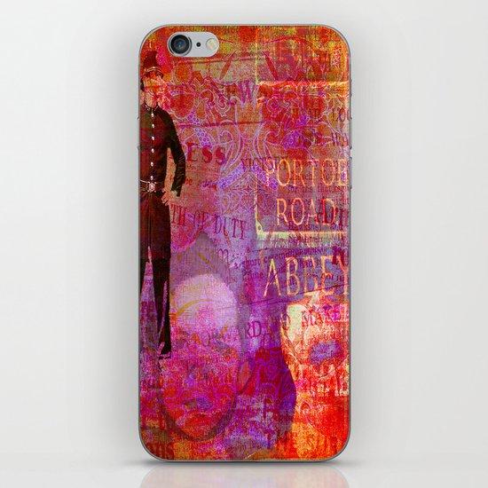 God save England iPhone & iPod Skin