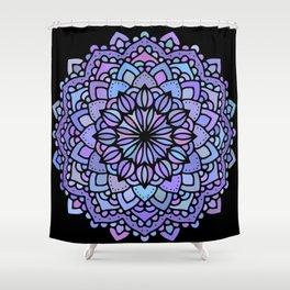 Mandala 02 Shower Curtain