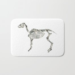 year of the horse: part 2 Bath Mat