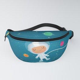 Little Astronaut Fanny Pack