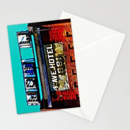 4th Avenue Hotel Stationery Cards