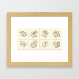 Arbor Ludi: All Framed Art Print