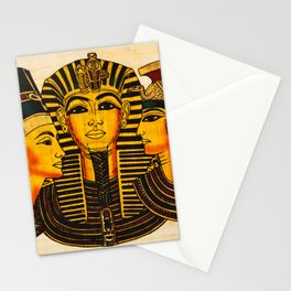 Egyptian Royalty Stationery Cards