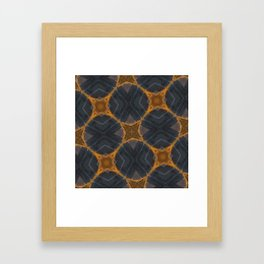 Orange II Framed Art Print