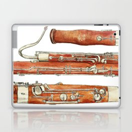 Bassoon Laptop & iPad Skin