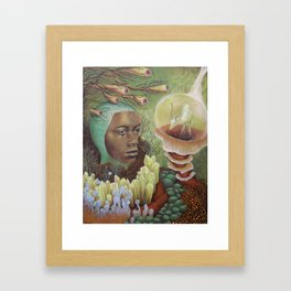All That You Have Seen Framed Art Print