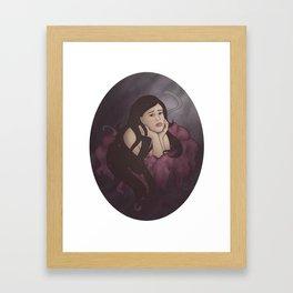 Tassel Framed Art Print