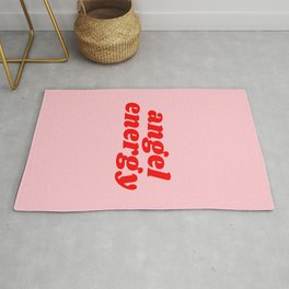 angel energy Rug