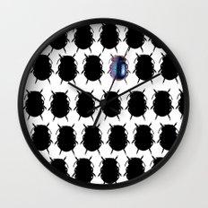 SCARAB Wall Clock
