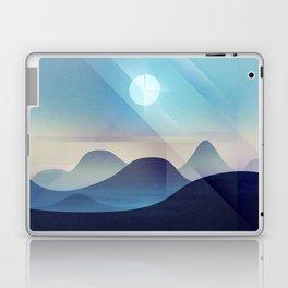 Northern Lights Abstract Laptop & iPad Skin
