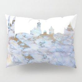 Nürnberg Skyline Germany Pillow Sham