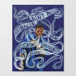 Mannie Fresh Canvas Print