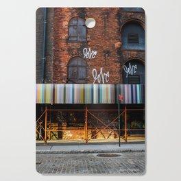 Love. Dumbo Brooklyn Cutting Board