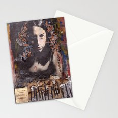 Those You Least Expect Are Just Waiting For A Match Stationery Cards