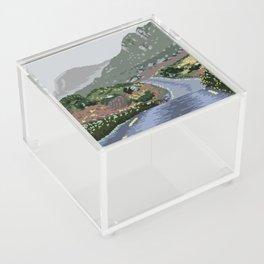 Gap of Dunloe, Ireland Acrylic Box
