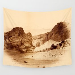 Garden of the Gods Wall Tapestry