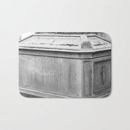 old memorial Bath Mat