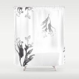 Pleasant Bouquet Shower Curtain