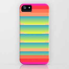 Gradient Fades v.4 iPhone Case