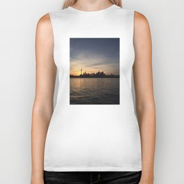 city escape Biker Tank