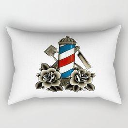 Barber's Life Rectangular Pillow