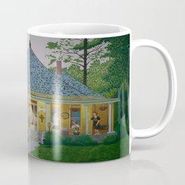 Tree of Life House Humble Comforts Coffee Mug
