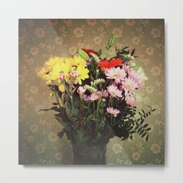Flowers for her Metal Print