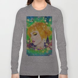 Digital Painting - Hayley Williams - Variation Long Sleeve T-shirt