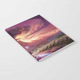 Death Mountian Notebook