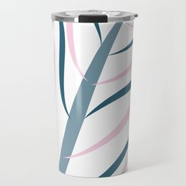 Delicate Lutescens (Whimsical Tropical Series) Travel Mug