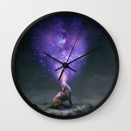 All Things Share the Same Breath Wall Clock