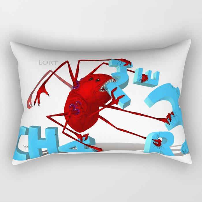 Lort Eating Chapter 3 Rectangular Pillow