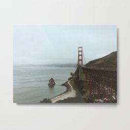 San Francisco / The View Metal Print