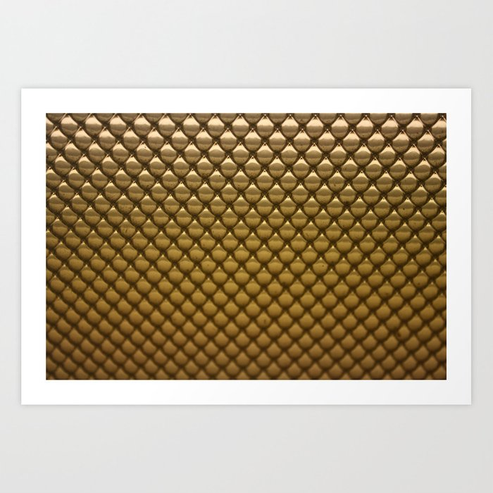 Bubble Beehive Art Print