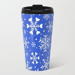 Cute christmas/winter pattern Travel Mug