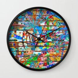 Catherine (Goldberg Variations #30) Wall Clock
