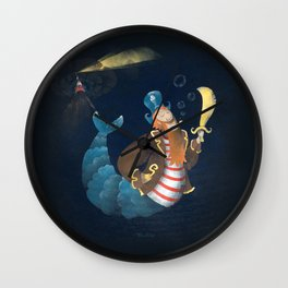 Pirata Sereio Wall Clock